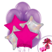Shimmer & Shine Balloon Bouquet