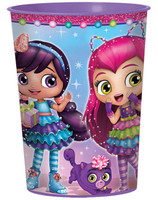 Little Charmers 16 oz Plastic Cup
