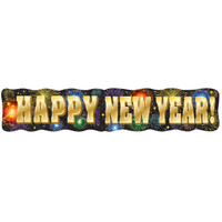 Happy New Year 2017 Jointed Banner