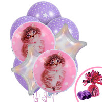 Rachaelhale Glamour Cats Balloon Bouquet