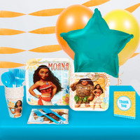 Disney Moana Basic Party Pack