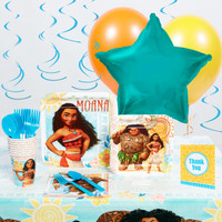 Disney Moana Deluxe Party Pack
