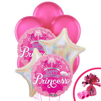 Princess Party Balloon Bouquet