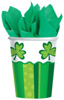 St. Patrick's Day 9 oz. Paper Cups