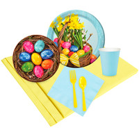 Easter Beautiful Basket Party Pack (24)