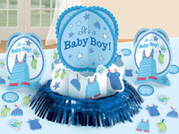 Baby Shower Boy – Shower With Love Table Decorating Kit