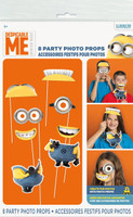 Minions Despicable Me Photo Props