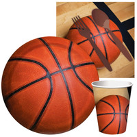 Basketball Fan Snack Party Pack