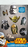 Star Wars Photo Props