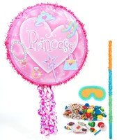 Princess Pull-String Pinata Kit