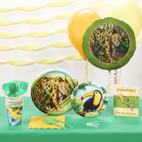 Jungle Party Basic Party Pack
