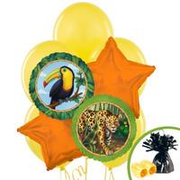 Jungle Party Balloon Bouquet