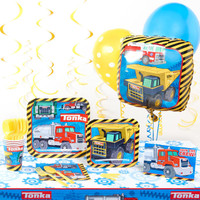 Tonka Deluxe Party Pack
