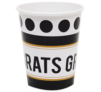 Graduation Party 9oz. Paper Cups (8)