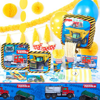 Tonka Super Deluxe Party Pack