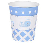 It's a Boy 9oz. Paper Cups (8)