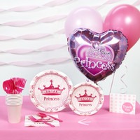 Princess Party Basic Party Pack