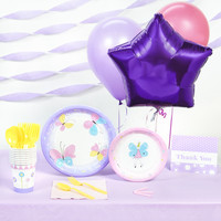 Butterfly Party Basic Party Pack