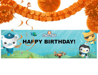 Octonauts Decor Kit