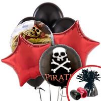 Pirates Balloon Bouquet