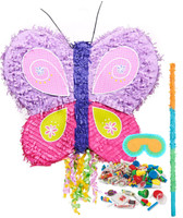 Butterfly Party Pinata Kit