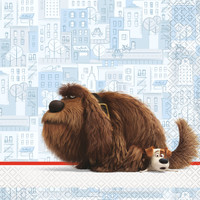 Secret Life of Pets Lunch Napkins (16)