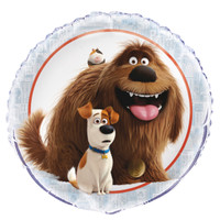Secret Life of Pets Foil Balloon