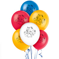 Secret Life of Pets Latex Balloons (8)