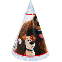 Secret Life of Pets Cone Hats (8)