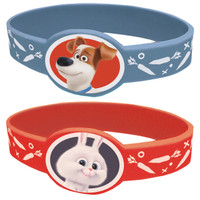 Secret Life of Pets Rubber Bracelets (4)