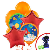 Rocket to Space Balloon Bouquet