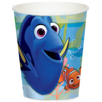 Finding Dory 9 oz. Paper Cups (8)