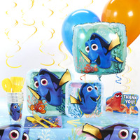 Finding Dory Deluxe Party Pack