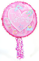 Princess Pull-String Pinata