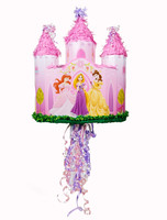 Disney Princess Castle Pull-String Pinata