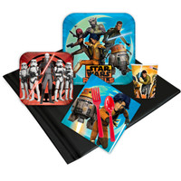 Star Wars Rebels Party Pack