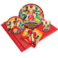 Power Rangers Dino Charge Party Pack
