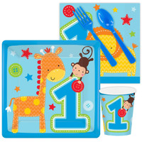 Fun at One Boy Snack Pack