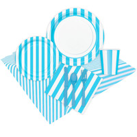 Powder Blue Stripe Event Pack