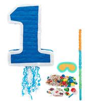 Blue #1 Pinata Kit