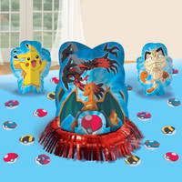 Pokemon Table Decorating Kit