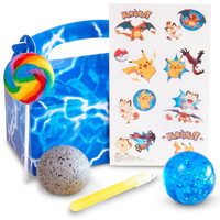 Pokemon Filled Party Favor Box (Pack of 4)