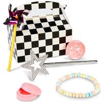 Alice in Wonderland Filled Favor Box (Pack of 4)
