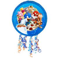 Sonic Boom Pull-String Pinata