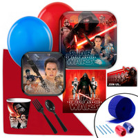 Star Wars 7 The Force Awakens Value Party Pack