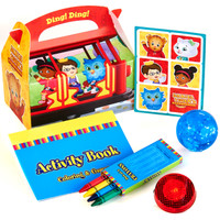 Daniel Tiger's Neighborhood Filled Favor Box