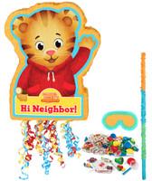 Daniel Tiger's Neighborhood Pinata Kit
