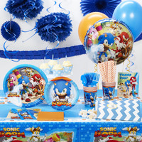 Sonic Boom Super Deluxe Party Pack
