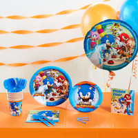 Sonic Boom Basic Party Pack