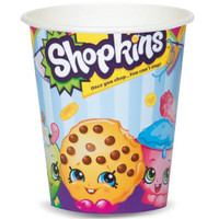 Shopkins 9 oz. Paper Cups